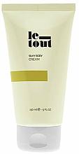 Perfumería y cosmética Crema corporal nutritiva con colágeno hidrolizado y aceite de almendras - Le Tout Silky Body Cream