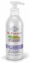 Perfumería y cosmética Gel de ducha con aceite natural de lavanda y leche de cabra - Ma Provence Shower Gel Lavender