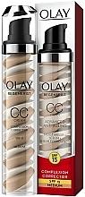 Perfumería y cosmética CC- corrector crema protectora - Olay Regenerist CC Cream SPF 15