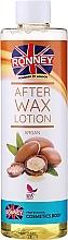 Perfumería y cosmética Aceite de argán post depilatorio - Ronney Professional After Wax Lotion Argan