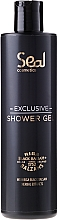 Perfumería y cosmética Gel de ducha con Riga Black Balsam y extracto de hierbas - Seal Cosmetics Exclusive Shower Gel