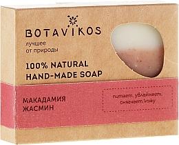Perfumería y cosmética Jabón artesanal con extracto de macadamia y jazmín - Botavikos Hand-Made Soap