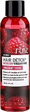 Perfumería y cosmética Acondicionador para brillo con vinagre de frambuesa - Alcina Hair Detox