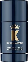 Perfumería y cosmética Dolce & Gabbana K by Dolce & Gabbana - Desodorante antitranspirante stick perfumado