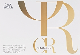 Perfumería y cosmética Esencia profesional para brillo de cabello - Wella Professionals Oil Reflections Serum