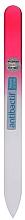 Perfumería y cosmética Lima de uñas de vidrio, 805 - Blazek Glass Antibactif Glass Nail File