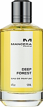 Perfumería y cosmética Mancera Deep Forest - Eau de Parfum