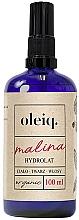 Perfumería y cosmética Hidrolato para cuerpo, rostro y cabello de frambuesa - Oleiq Hydrolat Raspberry