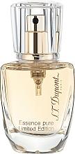 Perfumería y cosmética S.T. Dupont Essence Pure Pour Femme Limited Edition - Eau de toilette