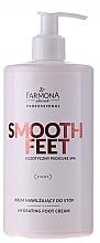 Perfumería y cosmética Crema regeneradora de pies con extracto de pomelo - Farmona Exotic Pedicure SPA