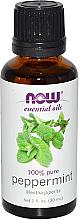 Perfumería y cosmética Aceite esencial de menta 100% - Now Foods Essential Oils 100% Pure Peppermint