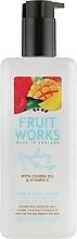 Perfumería y cosmética Loción para cuerpo y manos, frambuesa & mango - Grace Cole Fruit Works Hand & Body Lotion Raspberry & Mango