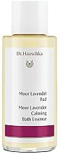 Perfumería y cosmética Esencia de baño relajante con aroma a lavanda - Dr. Hauschka Moor Lavendel Bad