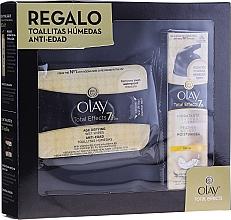 Perfumería y cosmética Set facial antiedad - Olay Total Effects 7 (cre. 50 + toallitas húmedas)