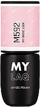 Perfumería y cosmética Esmalte gel de uñas, híbrido, UV - MylaQ UV Gel Polish