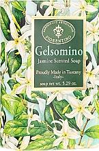 Perfumería y cosmética Jabón artesanal con aroma a jazmín - Saponificio Artigianale Fiorentino Masaccio Jasmine Soap
