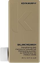 Perfumería y cosmética Champú equilibrado fortificante con aminoácidos de trigo y aceite de geranio - Kevin.Murphy Balancing.Wash