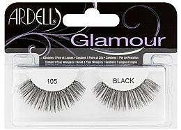Perfumería y cosmética Pestañas postizas - Ardell Fashion Lashes Glamour Black 105