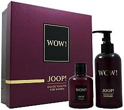 Perfumería y cosmética Joop! Wow! For Women Gift Set - Set (Eau de Toilette 60ml + gel de ducha 250ml)
