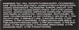 Sombras de ojos perlados con efecto mate - Make Up Factory Mat Eye Shadow Mono — imagen N3