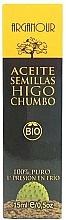 Perfumería y cosmética Aceite de semilla de tuna 100% natural - Arganour Prickly Pear Seed Pure Oil