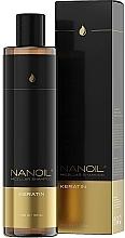 Perfumería y cosmética Champú micelar con queratina - Nanoil Keratin Micellar Shampoo