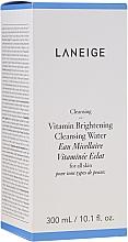 Perfumería y cosmética Desmaquillante micelar con extracto de acerola - Laneige Vitamin Brightening Cleansing Water