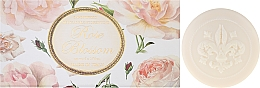 Perfumería y cosmética Set jabón artesanal natural con aroma a rosa, 6uds. - Saponificio Artigianale Fiorentino Rose Blossom
