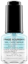 Perfumería y cosmética Sérum bifásico nutritivo para uñas y cutículas con ácido hialurónico - Alessandro International Spa 2-Phase Nourishing Nail Care Serum