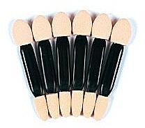 Perfumería y cosmética Set aplicadores de sombras 6 uds. 35159 - Top Choice
