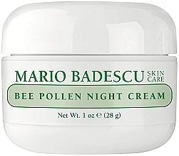 Perfumería y cosmética Crema de noche con extracto de polen de abeja - Mario Badescu Bee Pollen Night Cream