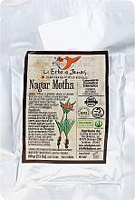 Perfumería y cosmética Polvo para cabello y piel de juncia real, bio - Le Erbe di Janas Nagar Motha Powder