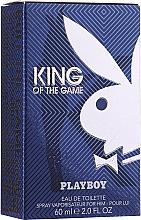 Perfumería y cosmética Playboy King Of The Game - Eau de toilette