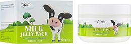Perfumería y cosmética Mascarilla facial reafirmante con proteínas de leche - Esfolio Milk Shape Memory Jelly Pack