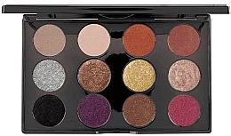 Perfumería y cosmética Paleta de sombras de ojos antipolución - Pur Defense Anti-Pollution Eyeshadow Palette