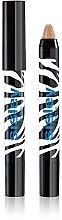 Perfumería y cosmética Lápiz y sombra de ojos de larga duración resistente al agua con aceite de camelia y extracto de lirio - Sisley Phyto Eye Twist Long-Lasting Eyeshadow Waterproof