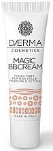 Perfumería y cosmética Crema BB acabado mate - Daerma Cosmetics Magic BB Cream
