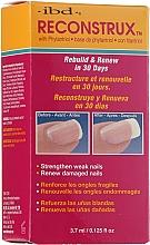 Perfumería y cosmética Aceite reconstruyente de uñas con extracto de arnica y girasol - IBD Reconstrux Nail