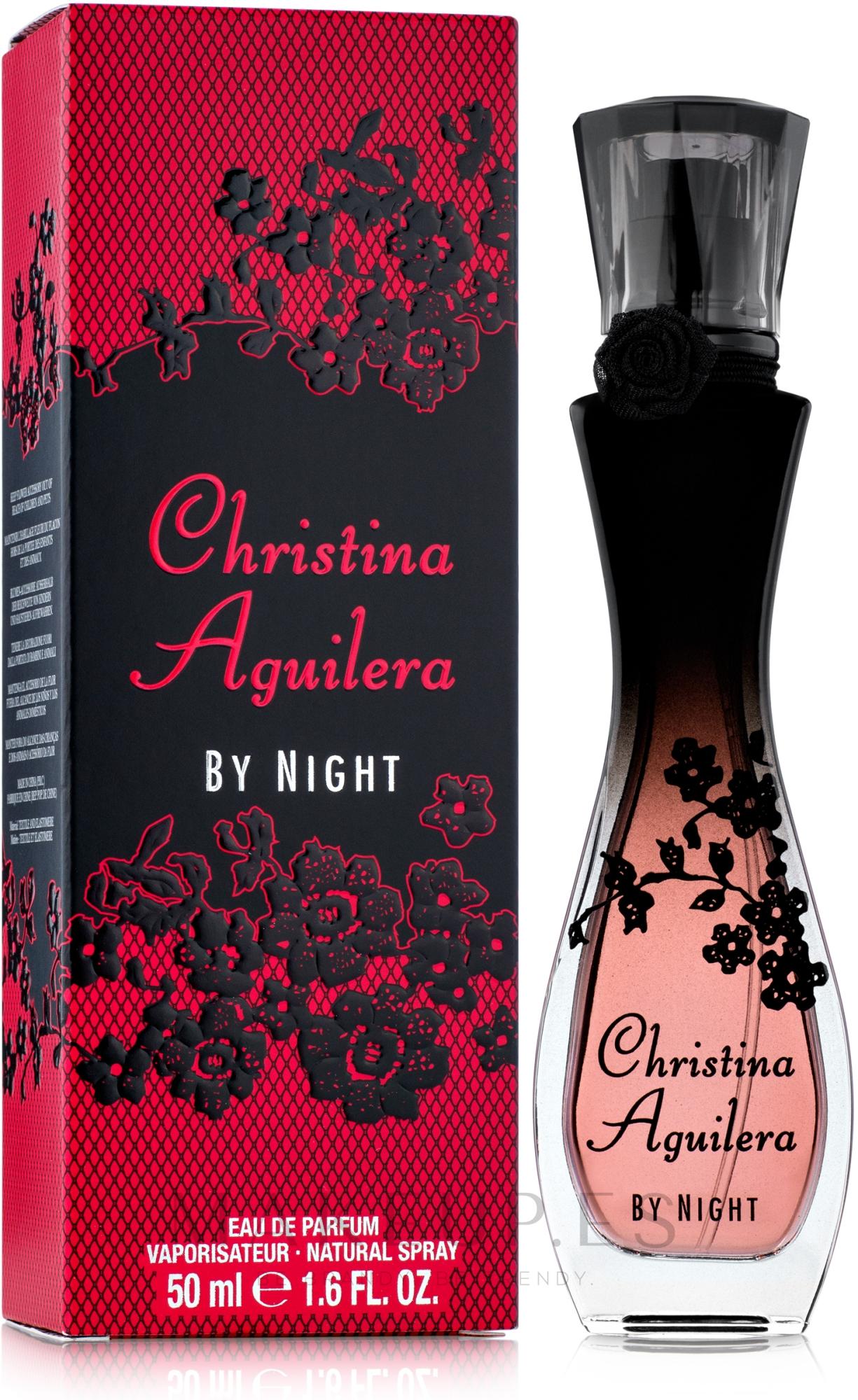 Christina Aguilera by Night - Eau de parfum — imagen 50 ml