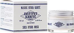 Perfumería y cosmética Mascarilla facial restauradora con manteca de karité - Institut Karite Milk Cream Shea Mask