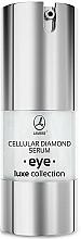 Perfumería y cosmética Sérum contorno de ojos regenerador con aceite de nuez de macadamia - Lambre Luxe Collection Cellular Diamond