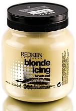 Perfumería y cosmética Crema capilar acondicionadora decolorante - Redken Blonde Idol Blonde Icing