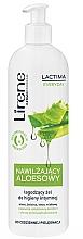 Perfumería y cosmética Gel de higiene íntima con ácido láctico y extracto de aloe - Lirene Lactima Everyday Aloe