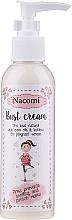 Perfumería y cosmética Crema de busto antiestrías con aceite de almendras, argán y jojoba - Nacomi Pregnant Care Bust Cream