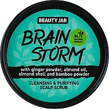 Perfumería y cosmética Exfoliante para cuero cabelludo con jengibre en polvo - Beauty Jar Cleansing & Purifying Scalp Scrub