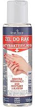 Perfumería y cosmética Gel de manos con vitamina E y extracto de aloe - Simple Beauty Antibacterial Hand Gel