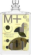 Perfumería y cosmética Escentric Molecules Molecule 01 + Mandarin - Eau de toilette
