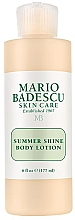 Perfumería y cosmética Loción corporal con vitamina A, efecto brillo - Mario Badescu Summer Shine Body Lotion