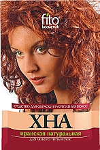 Perfumería y cosmética Henna natural iraní para cabello - Fito Cosmetic Henna