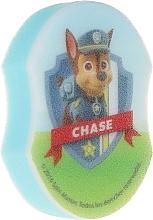 Perfumería y cosmética Esponja de baño ''Patrulla canina'', Chase - Suavipiel Paw Patrol Bath Sponge